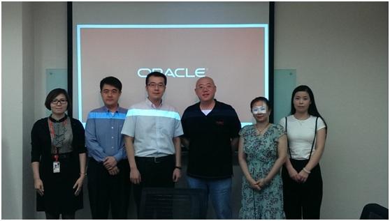 中关村网络教育产业联盟促成万学教育甲骨文战略合作